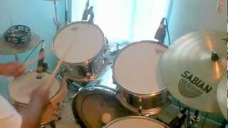 Marvin Gaye - Stubborn Kind of Fellow (Drum Cover)