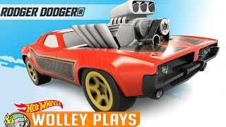 Hot Wheels Race Off All Muscle Cars Unlocked Rodger Dodger D