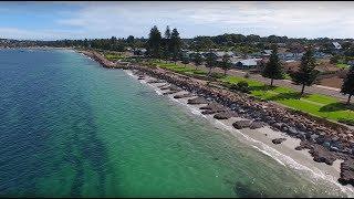 Esperance town. Western Australia.