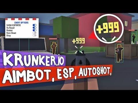 krunker aimbot hack url