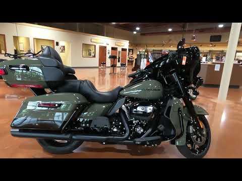 2021 Harley-Davidson Ultra Limited-Black Option FLHTK