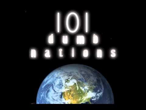 101 Dumb Nations - Taster 2010/2011