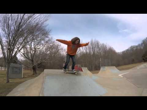 Norwich, CT Skatepark Edit