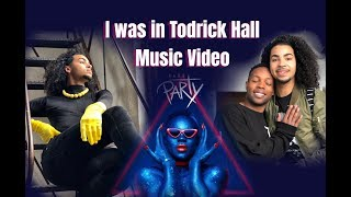 """I Was In Todrick Halls """"Nails, Hair, Hips, Heels"""" Music Video Behind The Scenes 
