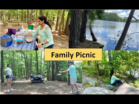 One Day Picnic in USA | Family Picnic | Fun With Family