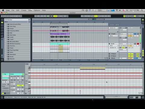 How To Use The Vocoder In Ableton Live | Synthtopia