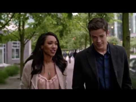 Barry and Iris (3x01 - Flashpoint Part 2/4)