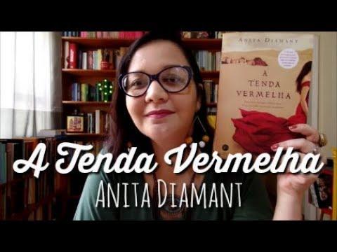 Resenha: A Tenda Vermelha, de Anita Diamant