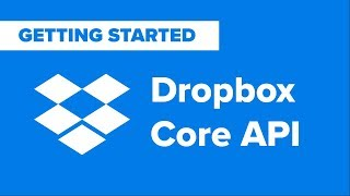 Dropbox Core API