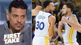 People forget how talented the Splash Brothers are – Matt Barnes | First Take