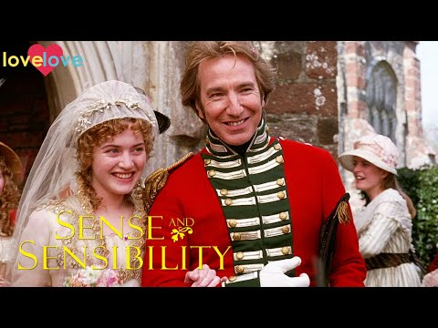 Marianne and Elinor's Happy Ending   Sense and Sensibility