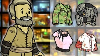 The Best Outfit For Fallout Shelter Quests: Vault Log #6