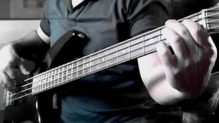 10cc -  People In Love - Bass Cover