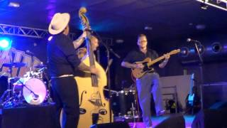 I'M COMING HOME (GREAT SONG JOHNNY HORTON ) -THE WILD WAX COMBO 2016-06-11 SCREAMING, BARCELONA