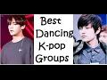 10 Best DANCING Kpop Groups boy