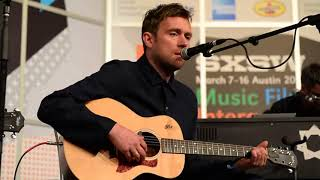 Damon Albarn - SXSW Acoustic Session