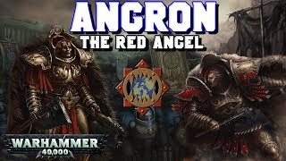 The Primarchs: Angron Lore - The Red Angel (World Eaters) | Warhammer 40,000