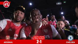 Arsenal 2-1 Chelsea | FA Cup Best OF The Watch Along 2020