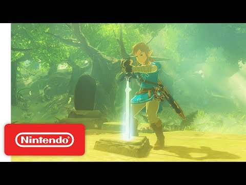 The Legend of Zelda: Breath of the Wild - Expansion Pass - Nintendo E3 2017 thumbnail