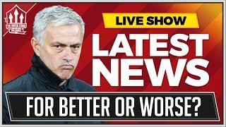 How Long Will Mourinho Last? Man Utd News Now