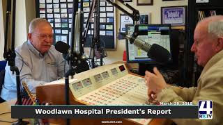 Woodlawn Hospital Report - March 2018