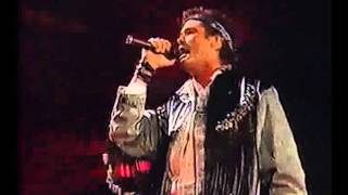 "David Hasselhoff - ""Is Everybody Happy"" live 1990"