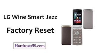 How To Factory Reset LG Wine Smart Jazz