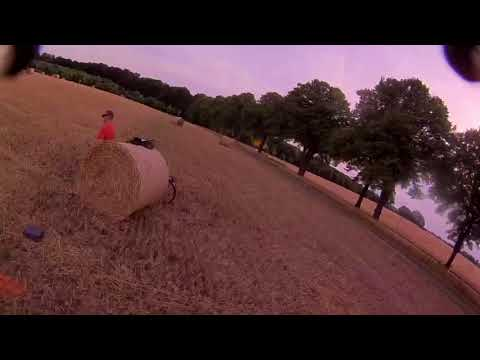 Flight with EMAX RS2205S 2300kV