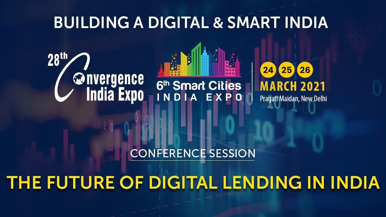 Conference Session on The Future of Digital Lending in India