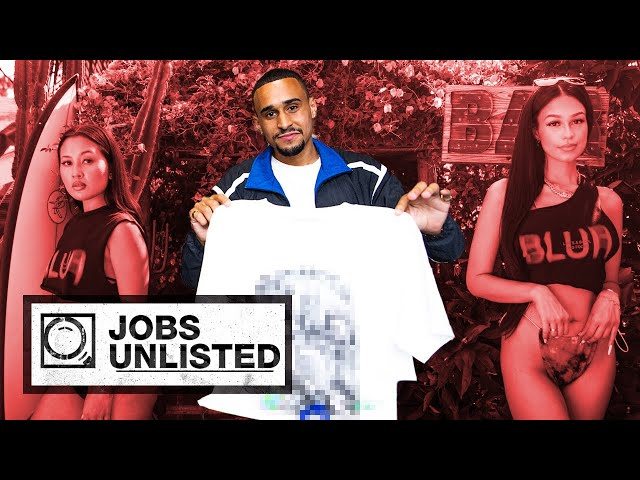 Starting A Streetwear Brand in 72 Hours with Chinatown Market, Aminé & Ravie B | Jobs Unlisted