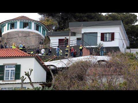 Πορτογαλία: 29 νεκροί από ανατροπή τουριστικού λεωφορείου…