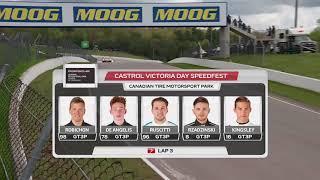 CarreraCup - Mosport2018 IMSA Canada Round4 Race Full Race