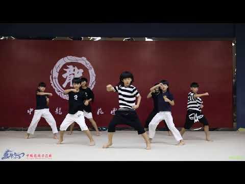 2017.8.23 Dragon Boys Training Diary:The Dragon Fist Dance 龙拳小子训练日记 龙拳舞 练习视频 林秋楠