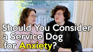 Should You Consider a Service Dog for Anxiety?