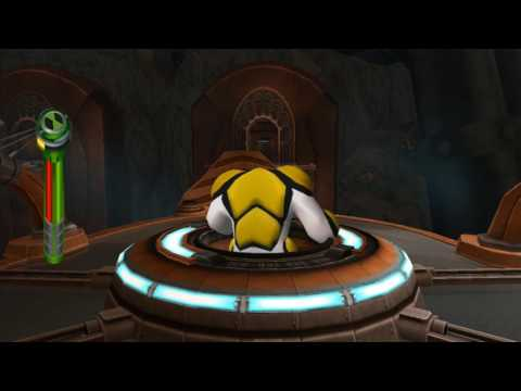 Download Ben 10 Alien Force Vilgax Attacks Full Episodes PSP