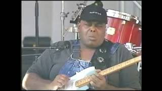 Voodoo Chile/Them Changes - Isaac Scott Band @ E.M.P. Grand Opening 6-23-00