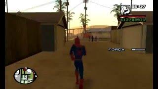 Homem Aranha no GTA ep 1