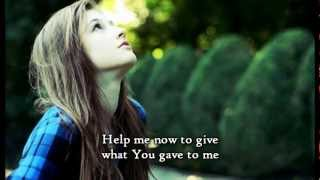 Matthew West   Forgiveness (Lyrics)