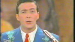 Faron Young Live Fast Love Hard Die Young Opry TV VIDEO