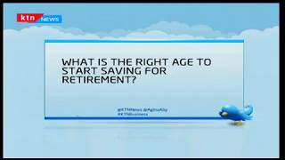 What is the right age to start saving for retirement?