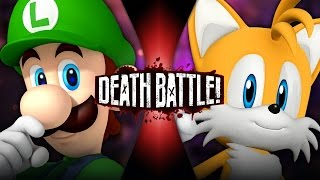 Luigi VS Tails | DEATH BATTLE! | ScrewAttack!