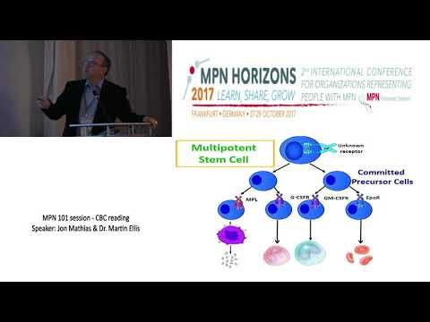 MPN Horizons 2017 MPN 101 session CBC reading Dr. Martin Ellis