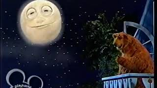 Playhouse Disney Bear Tells Luna About Rocko And Goodbye Song April 2007