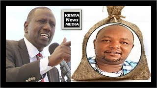 TUKUNIA BY MUIGAI NJOROGE DENY WAS NOT GIVEN 5M BY WILLIAM RUTO