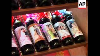 Latest Wedding Trends On Show In Beijing