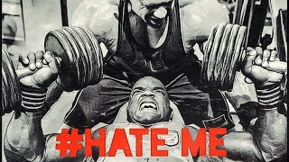 BODYBUILDING MOTIVATION - HATERS