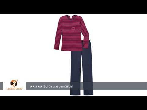 Schiesser Mädchen Zweiteiliger Schlafanzug Anzug Lang | Erfahrungsbericht/Review/Test