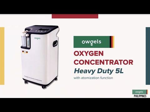 Owgels Oxygen Concentrator 5 LPM
