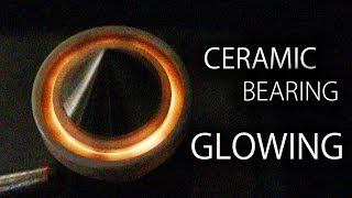 How To Make A Full Ceramic Bearing Glow At High Speed!