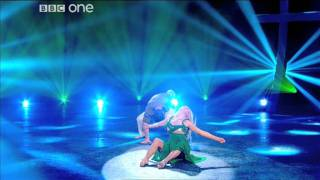 Week 5: Charlotte and Matt - Contemporary - So You Think You Can Dance 2011 - BBC One